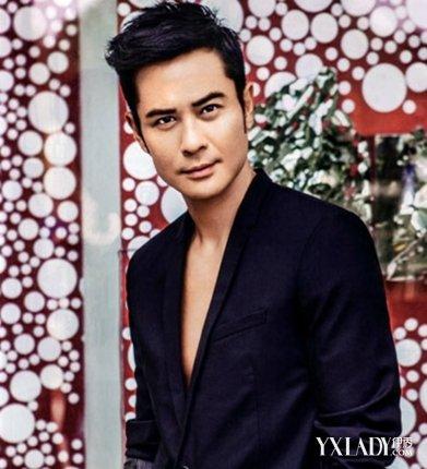 魅力男星郑嘉颖帅气发型展示彰显帅气短发造型