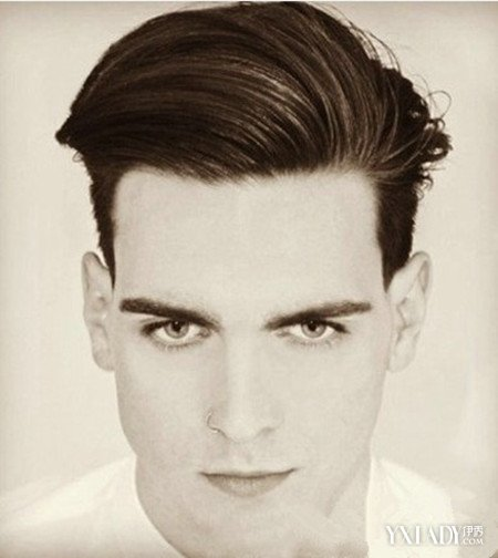 两边推的大背头_【图】男生两边推掉大背头发型图片 尽显超酷男人味(2)_男生两边 ...