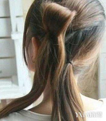 女生编头发花样步骤图解 几分钟变女神