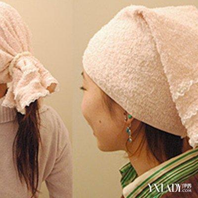 专业解答怎么用毛巾包头发 两种方法包出好看