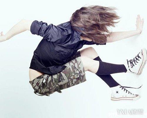 女生街舞发型图片分享 让你轻松用酷炫的发型图片