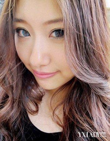 卷发发型图片中长发大卷发型推荐 展示浪漫唯美气质图片