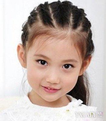 好看的儿童发型推荐 打造甜美可爱小公主图片
