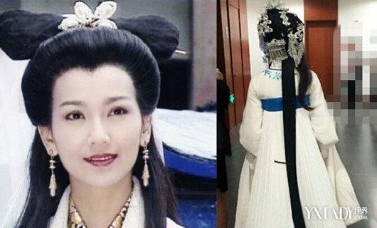 【图】赵雅芝再演白娘子 不老女神分享保养秘诀<美肤>