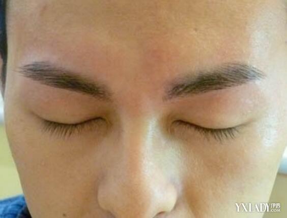 【图】男人眉毛形状图解 告诉你什么样的眉毛