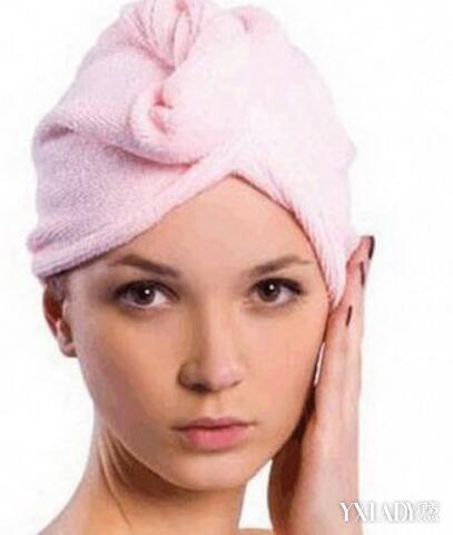【图】毛巾怎么包头发图解教程 教你轻松学会
