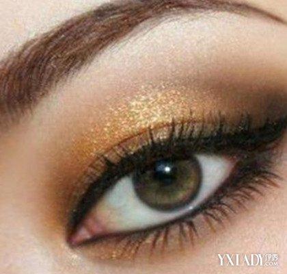 眼妆的画法视频_画眼妆的正确步骤 眼妆的画法步骤图片