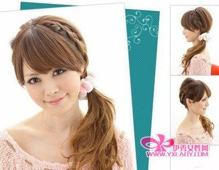 【图】5款气质发型 打造最上镜美女