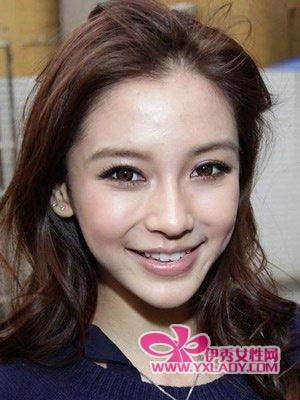 学angelababy粉系美妆 2011桃花不断(组图)