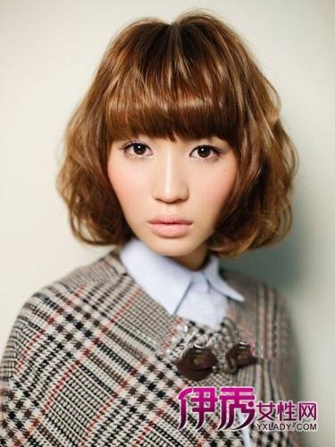 甜心小姐最显白的亚麻色发型