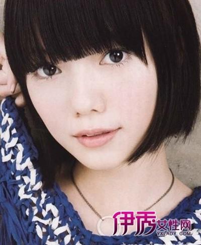 日本女星经典短发造型盘点