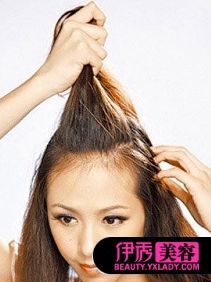 diy卡哇伊娃娃头发型 美丽亮出来