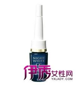 熟睡中祛斑 艾天然夜间聚效皙白精华液评测