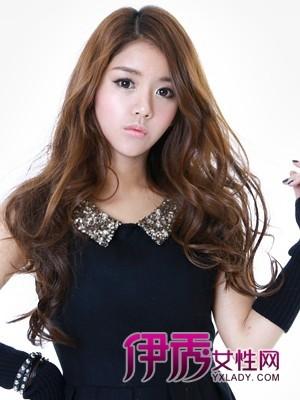 2011年韩国流行发型 女生卷发令人心醉