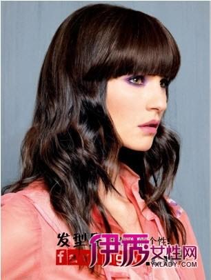 沙宣发型设计2012立体、卷发、颜色
