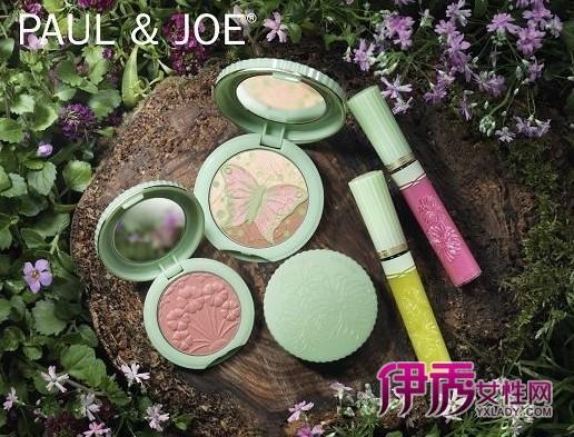 """paul&joe 2012夏限量""""仲夏夜精灵""""梦幻彩妆"""