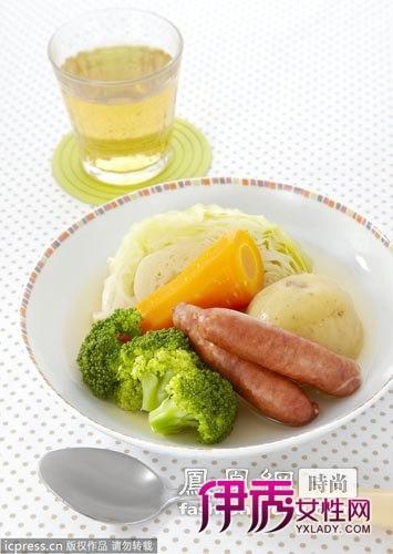 春季午餐的五大减肥规则