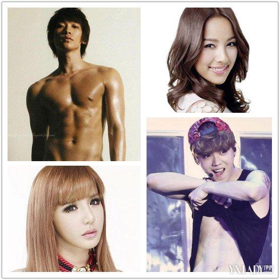 韩国明星减肥法