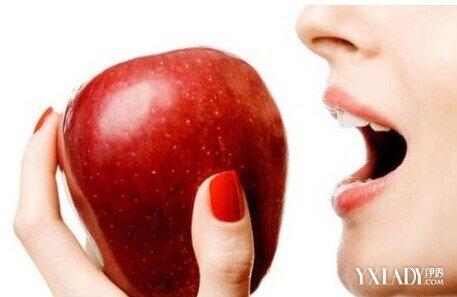 晚上吃苹果 苹果 吃苹果的正确时间