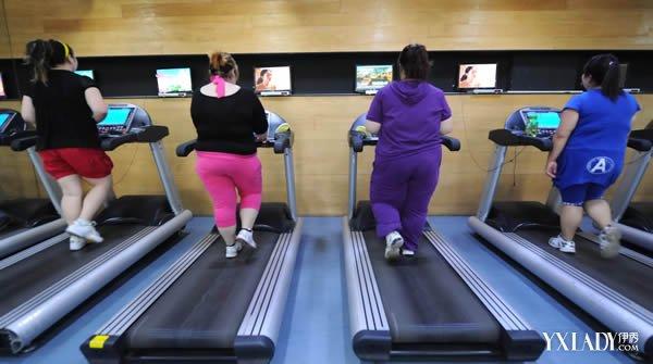跑步机上减肥