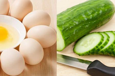 黄瓜鸡蛋减肥法效果如何