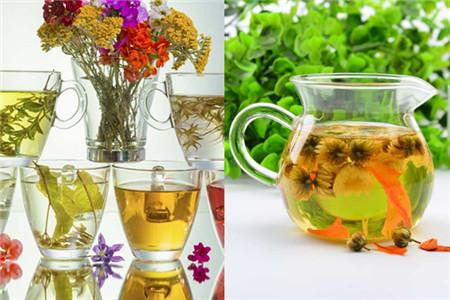 花茶的功效与作用是什么 美容养颜还瘦身