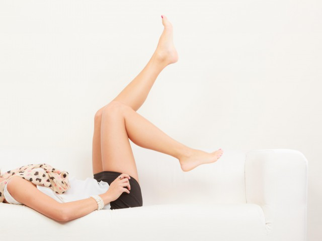怎么瘦腿,这样瘦腿又快又有效  美体 减肥 廋腿 第2张