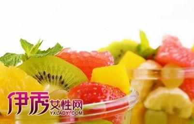 为你揭秘30种水果的抗衰老指数