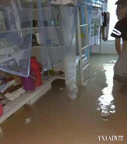 【图】6月南京暴雨历史最大降水量 明城墙再现