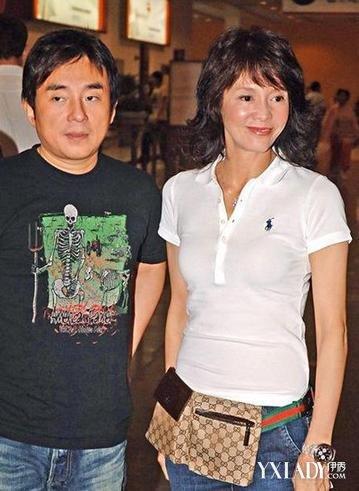 """【图】吕方郑裕玲分手原因""""软饭王""""偷恋新欢导致分手"""