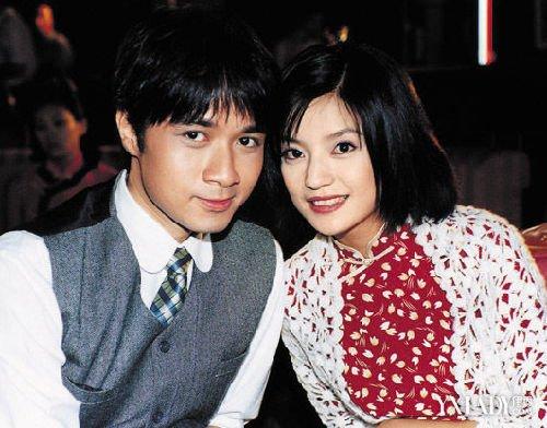 【图】古巨基赵薇恋爱过吗与赵薇的爱情只维持了六个月