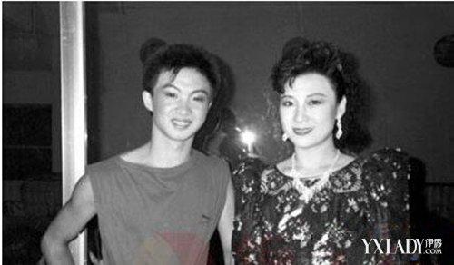 【图】男儿身金星和前妻子照片揭秘金星与前妻的传奇经历