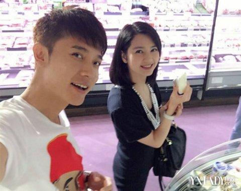 【图】张丹峰的老婆洪欣国民男神备胎东方彧卿坎坷10年情史