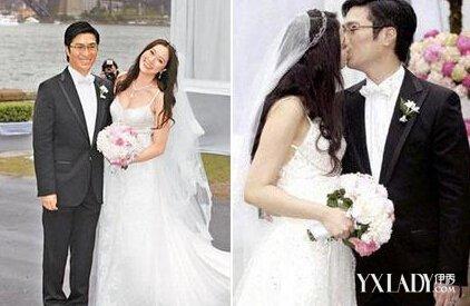 【图】明星成亲价不菲:千亿媳妇徐子淇婚礼高达七亿元