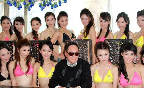【图】香港最风流富二代自称睡过上万女子
