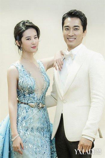 刘亦菲和宋承宪恋爱谈得有点尴尬