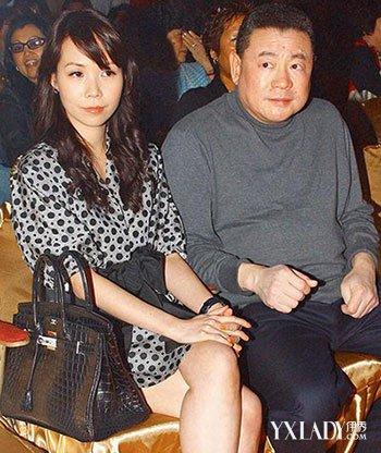 【图】刘銮雄宣布分手吕丽君坐拥20亿